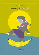 Kinderhits mit Witz 12 Sheet Music