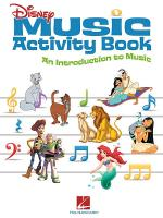 Disney Music Activity Book Sheet Music