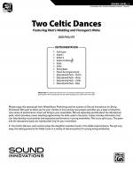 Two Celtic Dances: Score Sheet Music