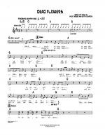 Dead Flowers Sheet Music