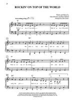 Rockin' On Top of the World (from The Polar Express) Sheet Music