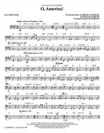 O, America - Bass Sheet Music