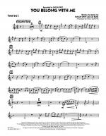 You Belong With Me - Tenor Sax 2 Sheet Music