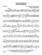 September - Trombone 1 Sheet Music