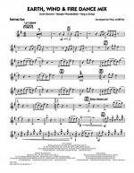 Earth, Wind & Fire Dance Mix - Baritone Sax Sheet Music
