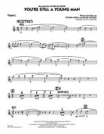 You're Still A Young Man - Trumpet 1 Sheet Music