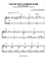 You've Got A Friend In Me (para el Buzz Espanol) Sheet Music