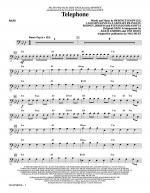 Telephone - Bass Sheet Music