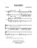 Harambee! Sheet Music