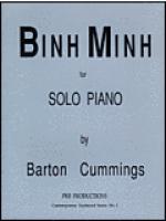 Binh Minh Sheet Music