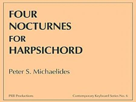Four Nocturnes Sheet Music