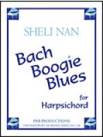 Bach Boogie Blues Sheet Music