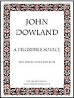 A Pilgrimes Solace (scores and vocal clefs part set) Sheet Music