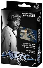 Tupac Shakur - In-Ear Buds Sheet Music