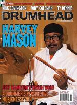 Drumhead Magazine - July/Aug 2011 Sheet Music