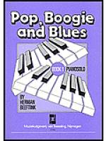 Pop, Boogie & Blues 1 Sheet Music