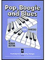 Pop, Boogie & Blues 2 Sheet Music