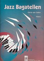 Jazz Bagatellen Sheet Music