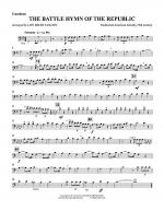 Battle Hymn Of The Republic - Trombone Sheet Music