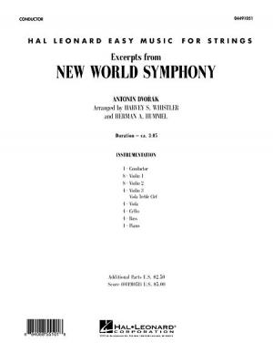 Dvořák - Largo from The New World Symphony sheet music ...