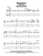 Meditation (Meditacao) Sheet Music