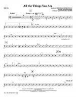 All The Things You Are - Drums Sheet Music