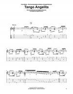 Tango Angelita Sheet Music