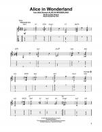 Alice In Wonderland Sheet Music