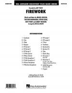 Firework - Conductor Score (Full Score) Sheet Music