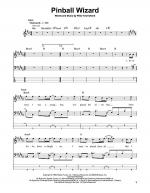 Pinball Wizard Sheet Music