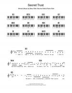 Sacred Trust Sheet Music