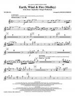 Earth, Wind & Fire (Medley) - Tenor Sax Sheet Music