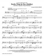 Earth, Wind & Fire (Medley) - Bass Sheet Music