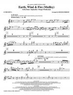 Earth, Wind & Fire (Medley) - Bb Trumpet 1 Sheet Music