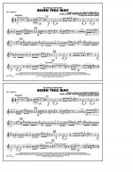 Born This Way - Bb Clarinet Sheet Music