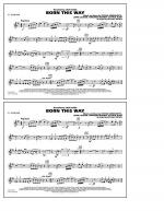 Born This Way - Eb Alto Sax Sheet Music