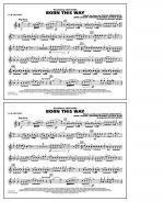 Born This Way - 1st Bb Trumpet Sheet Music