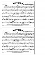 Born This Way - 2nd Bb Trumpet Sheet Music