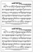 Born This Way - 3rd Bb Trumpet Sheet Music