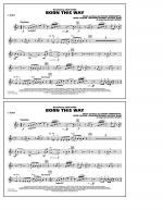 Born This Way - F Horn Sheet Music