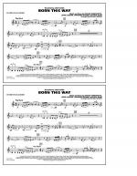 Born This Way - Bb Horn/Flugelhorn Sheet Music