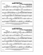 Born This Way - Trombone Sheet Music