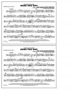 Born This Way - Baritone B.C. (Opt. Tbn. 2) Sheet Music