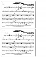 Born This Way - Tuba Sheet Music