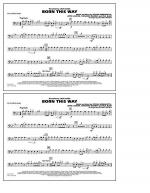 Born This Way - Electric Bass Sheet Music