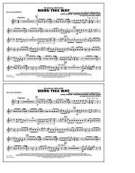Born This Way - Bells/Xylophone Sheet Music