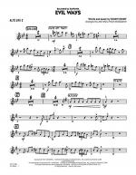 Evil Ways - Alto Sax 2 Sheet Music