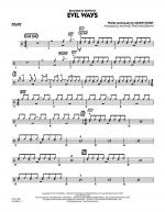Evil Ways - Drums Sheet Music