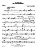 I Have Dreamed - Trombone 2 Sheet Music