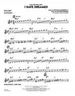 I Have Dreamed - Bb Solo Sheet Sheet Music